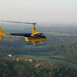 Вертолетная площадка для аэротакси появится у метро «Прокшино»