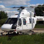 «Вертолеты России» поставили санитарный Ансат для Башкортостана
