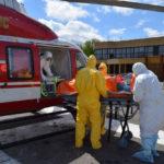 Более 1500 пациентов перевезено санитарной авиацией «РВС» за 6 месяцев 2020 года
