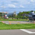 Парк санитарной авиации в Московской области пополнил новый вертолет