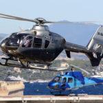 В Монако разрешили чартеры на вертолетах