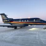 Pilatus PC-24 долетел до Аляски